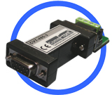 RS232 to RS485 Isolated Converter