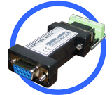 RS232 to RS422/485 Isolated Converter