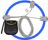 RS232 Monitor/Control Cable (Half-Duplex)