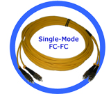 3M Fiber Optic Patch Cord - SM/FC-FC